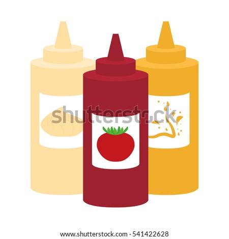 Mayonnaise Bottle Stock Images Royalty Free Images