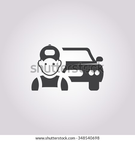 Mechanic icon. Mechanic icon vector. Mechanic icon simple. Mechanic icon app. Mechanic icon web. Mechanic icon logo. Mechanic icon sign. Mechanic icon ui.Mechanic icon flat.Mechanic icon eps.Mechanic. - stock vector