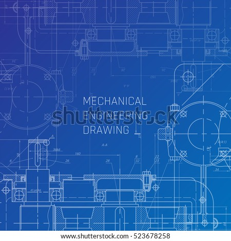 Stock images royalty free images vectors shutterstock for Engineering blueprints