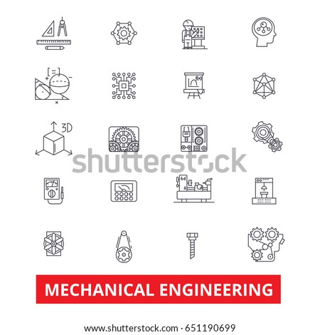 Mechanical Engineering Mechanic Electrical Gears Electronic Stock