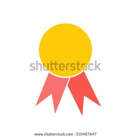 medal, award, winning, vector graphics