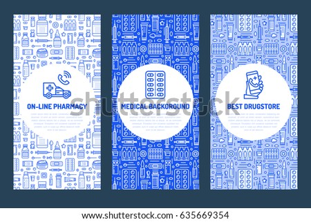 Drug patch stock images royalty free images vectors for Drug brochure template