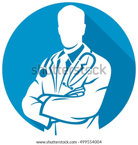 Businessman Crossed Arms Single Line Drawing Stock Vector ...