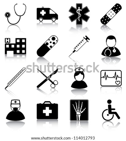 Medical Icons Stock Images, Royalty-Free Images & Vectors ...