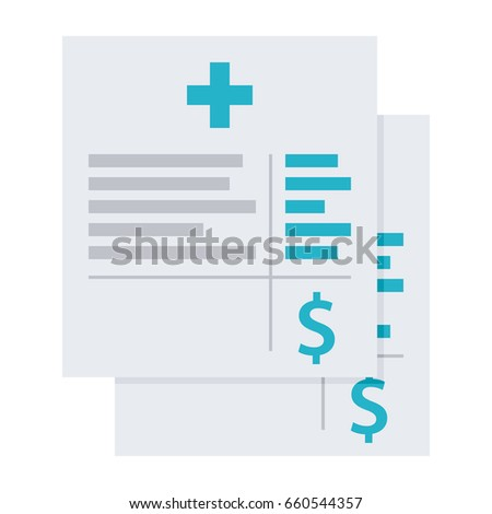Medical Invoice Stock Images RoyaltyFree Images  Vectors