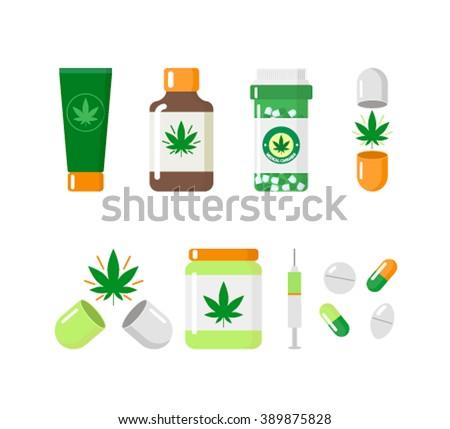 medical marijuana attention getter