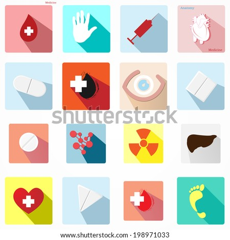 medical set app icon
