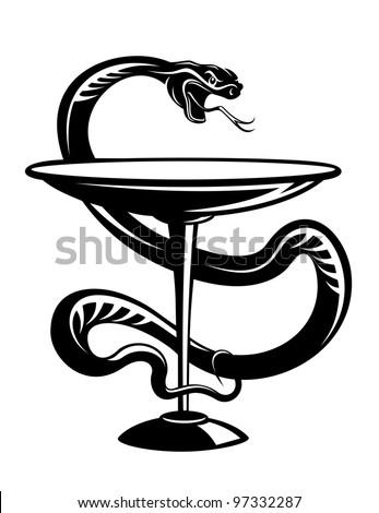 Medical Symbol Vector Tattoo