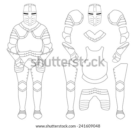 Armor Breastplate Stock Images, Royalty-Free Images & Vectors ...