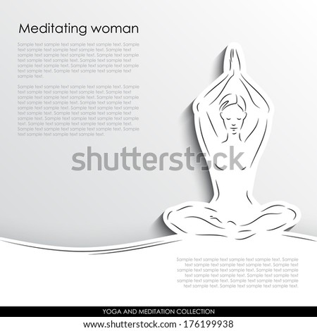 thesis on yoga and meditation Worldviews by looking at their preferred modern yoga practices1 this thesis   seated meditation, and chanting om2 in addition to physical and spiritual.