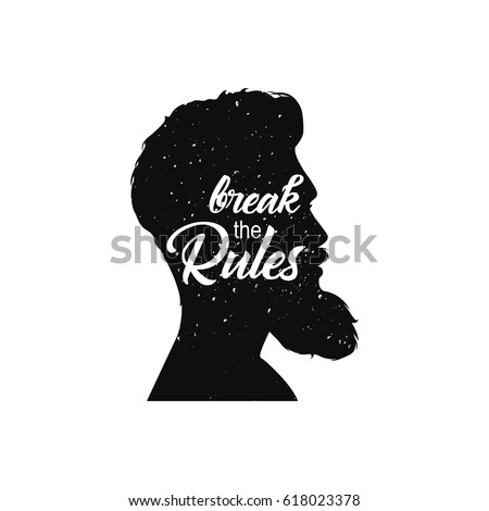 Beard Silhouettes Stock Images, Royalty-Free Images ...