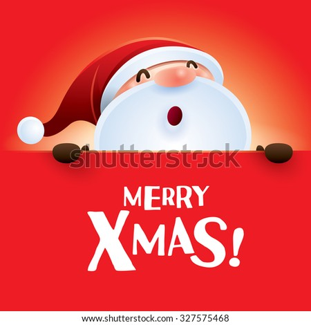 Merry Christmas! - stock vector