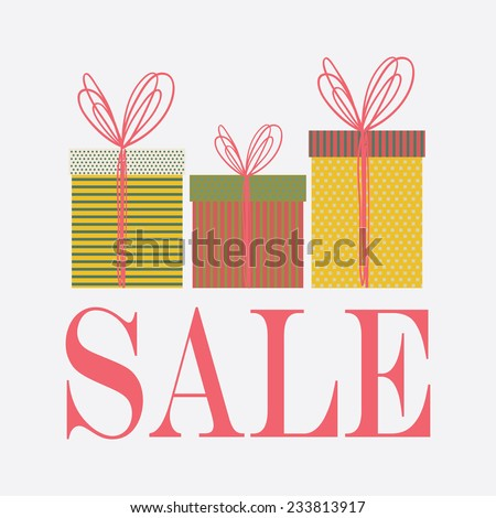 Merry Christmas design over white background, vector illustration.