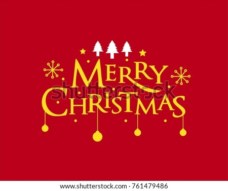 Merry christmas gift card banner stock vector 761479486 shutterstock merry christmas gift card banner negle Image collections
