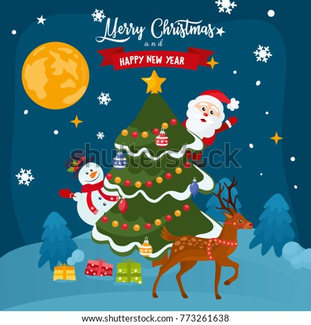 Funny christmas maze game santa claus stock vector for Fun ways to display christmas cards
