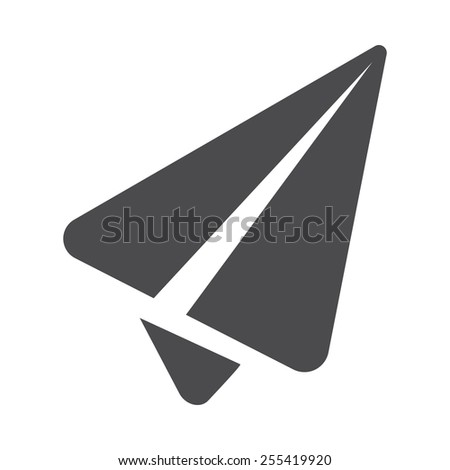 Message vector image to be used in web applications, mobile applications and print media. - stock vector