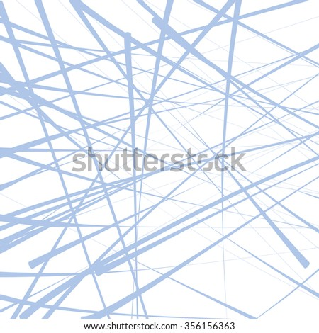 Messy linear pattern vector,