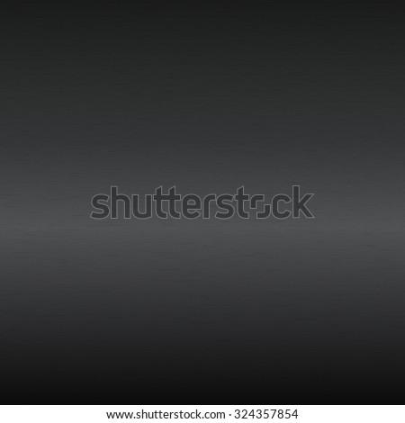 Metal black texture background - stock vector