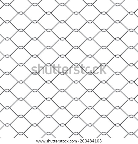 Broken Chain Link Fence Vector chain link fence background stock photos, royalty-free images