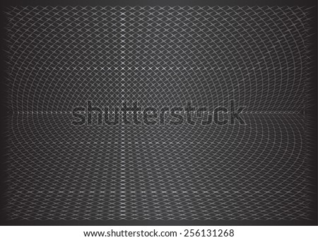 metal mesh Pattern, Vector, illustration. texture. Wire. fence. Abstract Technology background for computer graphic website internet and business. - stock vector