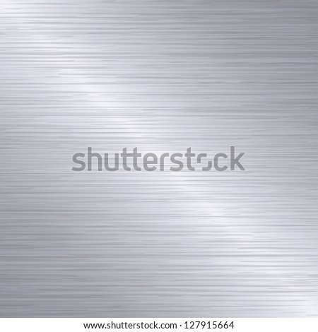 Metal texture - stock vector