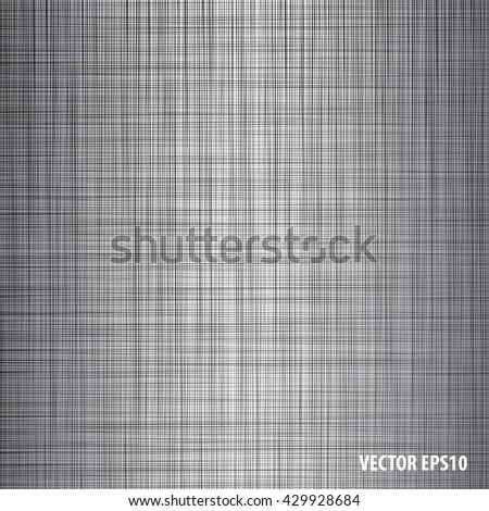 Metal texture background. Vector illustration. - stock vector