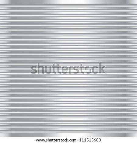 Metal texture. Vector - stock vector