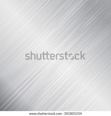 Metal texture Vector background - stock vector