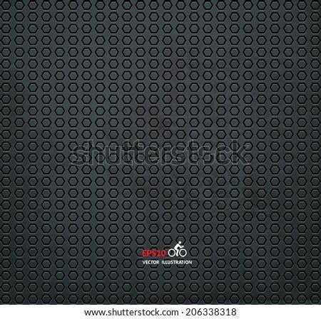 Metal textures background  - stock vector
