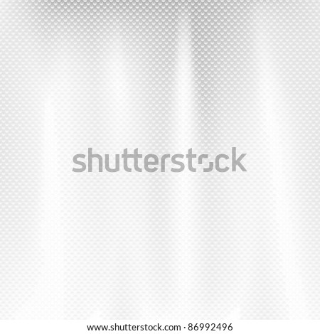 Metallic background. Vector illustration. - stock vector