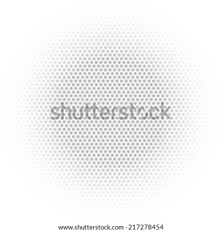 Metallic mesh texture vector background with reflections - stock vector