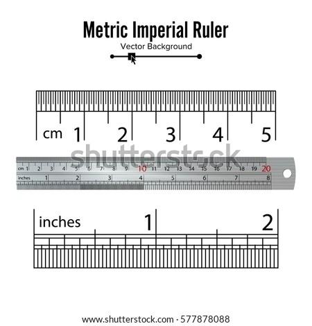 Metric rules of thumb