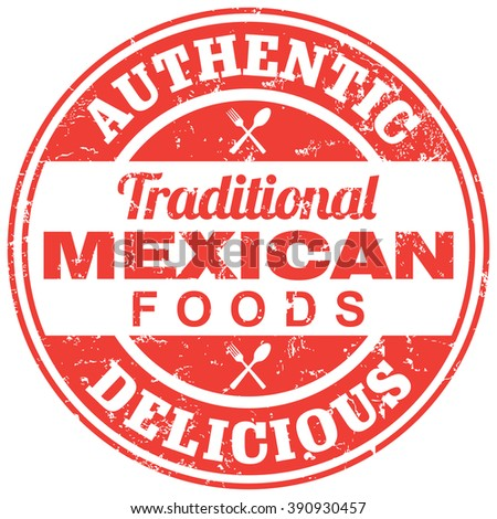 mexican foods stamp