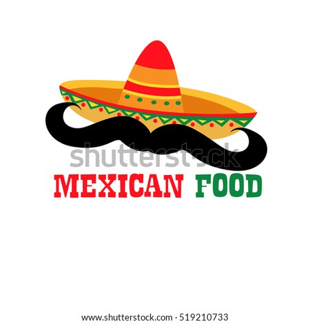 Mexican restaurant logo stock images royalty free images for Mexican logos pictures