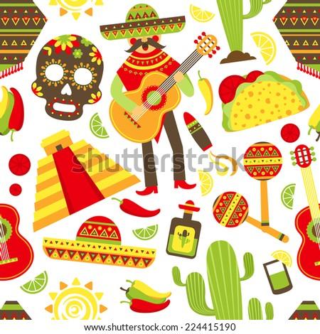 Latino Culture Symbols   www.pixshark.com - 102.9KB