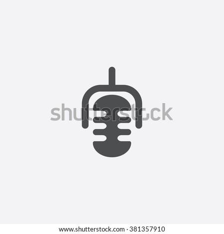 microphone Icon. microphone Icon Vector. microphone Icon Art. microphone Icon eps. microphone Icon Image. microphone Icon logo. microphone Icon Sign. microphone Icon Flat. microphone Icon design - stock vector