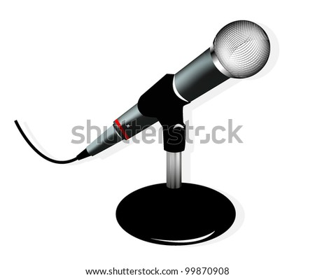microphone, music, sound,