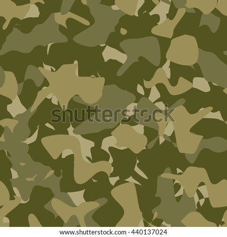 Military fashion seamless pattern army pattern stock vector military fashion seamless pattern army pattern camouflage pattern vector pattern swatches included in toneelgroepblik Choice Image