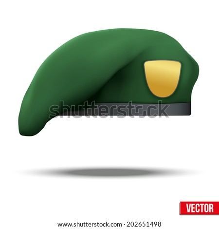 Beret Stock Photos, Images, & Pictures | Shutterstock