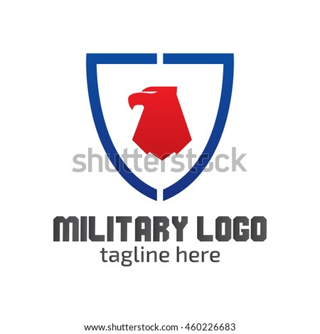 military patch design template stock vector 460226683 shutterstock