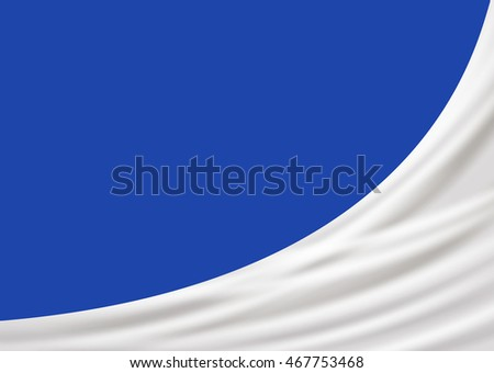 Milk background. Banner for milk, yogurt, sour cream food design. Vector