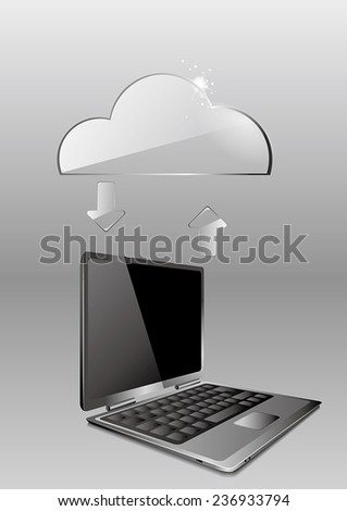 Mobile devices, the file format for EPS10.0 fully editable. - stock vector