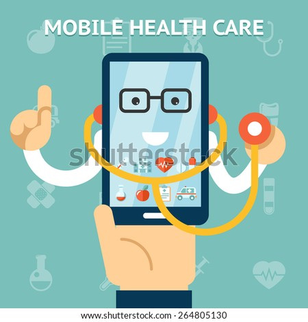 Managing Health Information in Mobile Devices