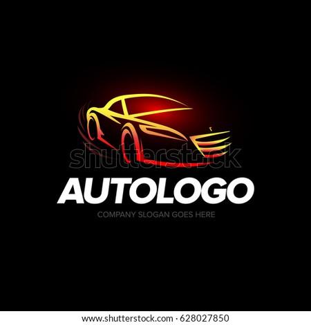 Auto logo design gallery
