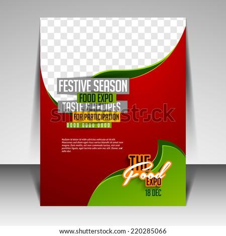flyer sample design