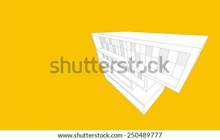 modern building architecture