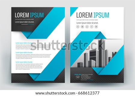 Stock Images RoyaltyFree Images Vectors Shutterstock - Modern brochure template