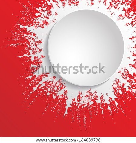Modern Design  - stock vector