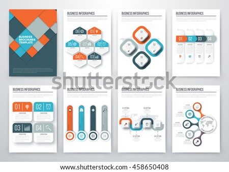 Creative Infographic Presentation Templates Business Brochures ...