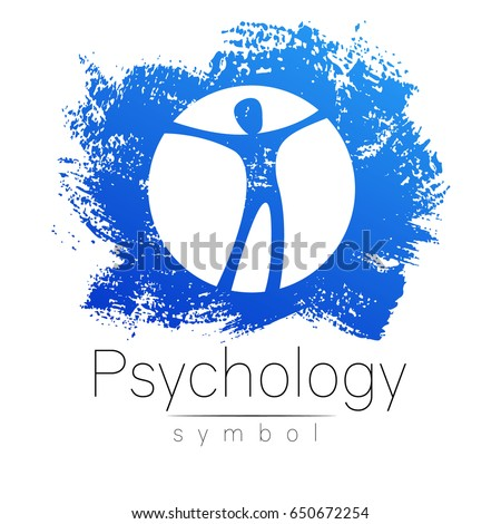 Psychiatry stock images royalty free images vectors shutterstock modern man sign of psychology human in a circle creative style icon in thecheapjerseys Image collections